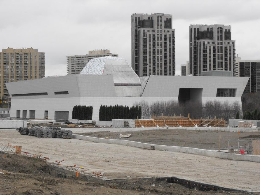 New Aga Khan Museum Or Bata Shoe Hq